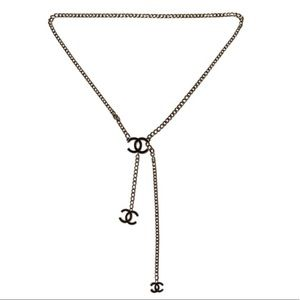 Chanel CC chain belt or necklace